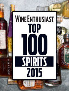 Poire Prisonnière is one of the Wine Enthusiast's Top 100 Spirits of 2015!