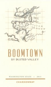 BOOMTOWN by Dusted Valley Chardonnay